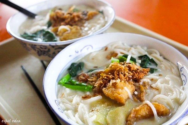 Jin Hua Fish Bee Hoon Maxwell Center Singapore By Expat Edna1 2