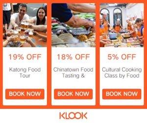 Klook Food Pic