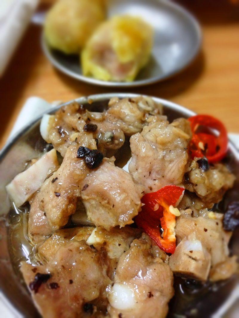 Swee Choon Pork ribs