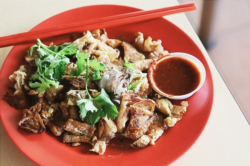 Oyster Omelette Singapore 2