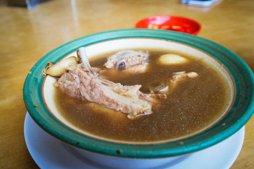 best singapore food bak kut teh