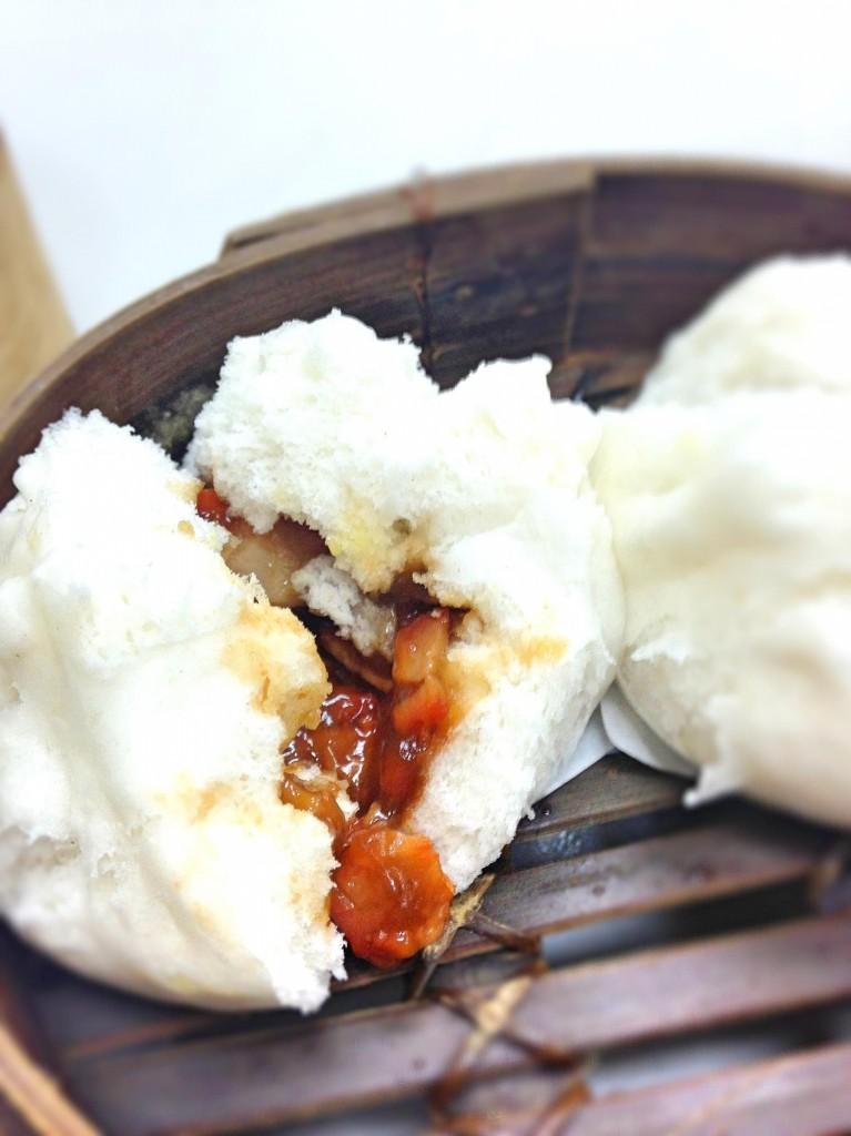 Victor's kitchen dim sum char siew bao