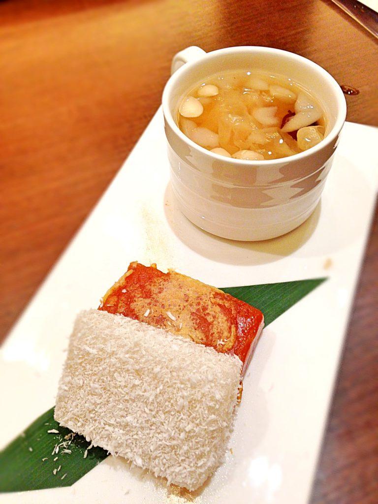 hai tian lo singapore pan pacific dessert