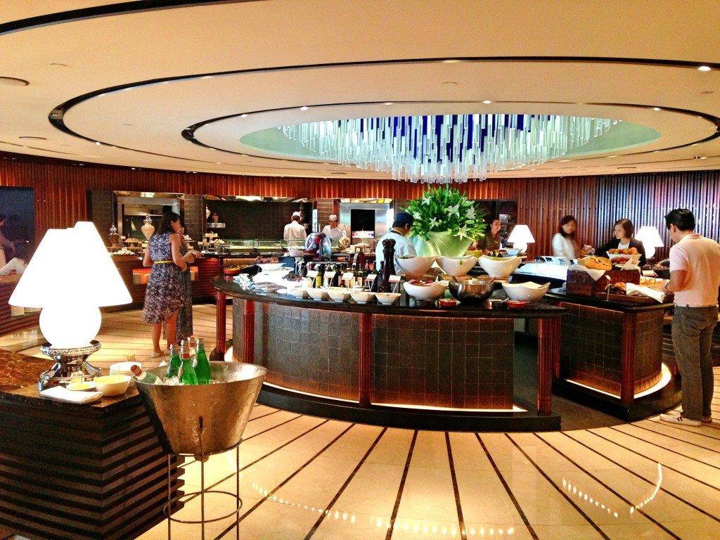 Basilico Italian restaurant interior