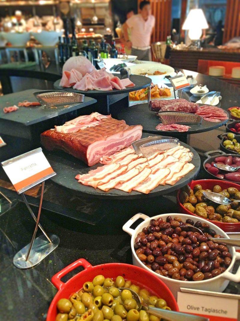 Basilico best italian restaurants buffet