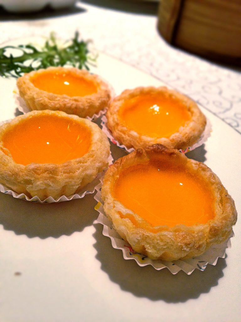 Yan Ting egg tart