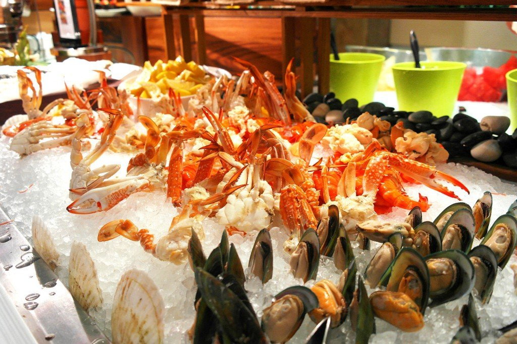 plaza brasserie fresh seafood