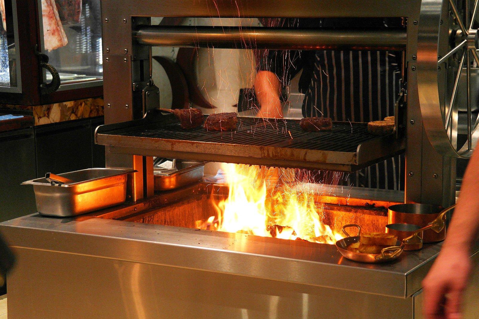 skirt w hotel parilla grill