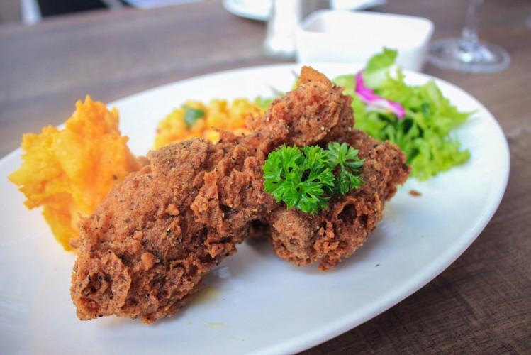 Roosevelts - chicken