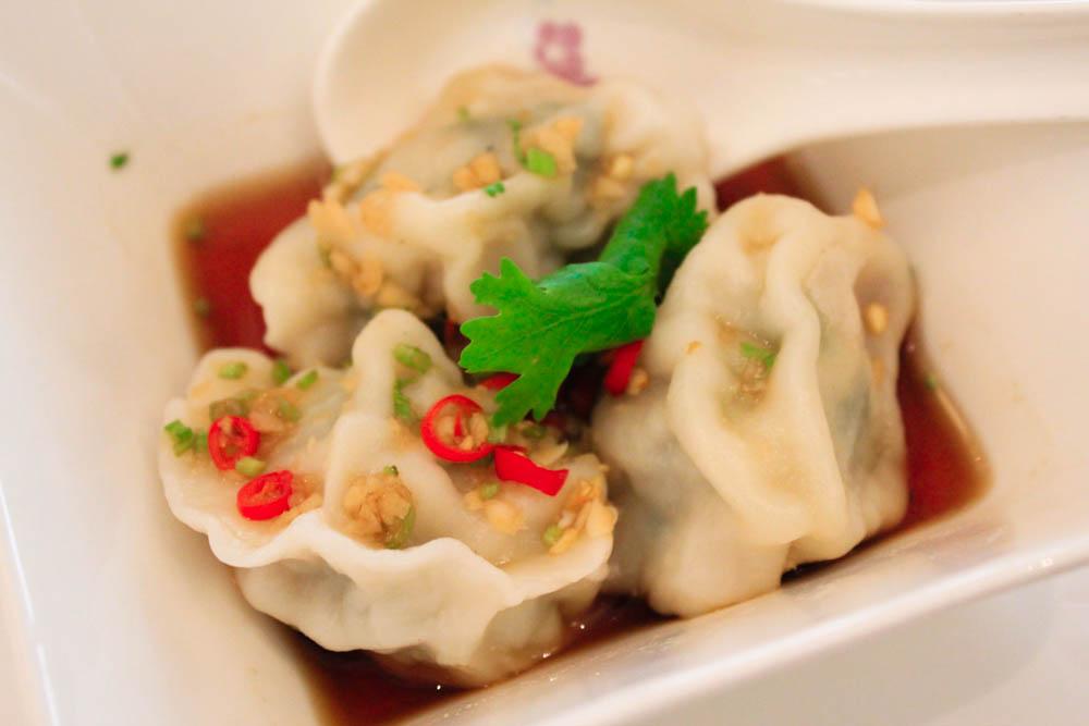 man fu yuan dumpling