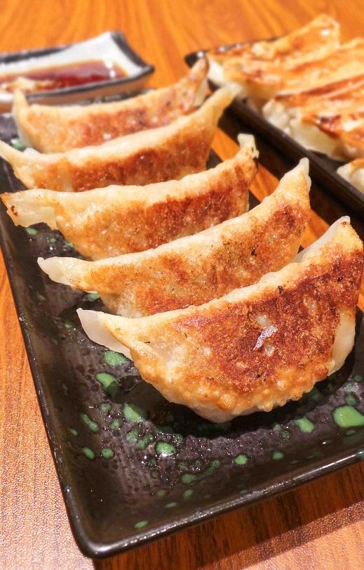 gyoza-ya panfried