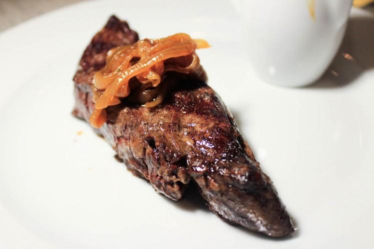 the market grill singapore - steak