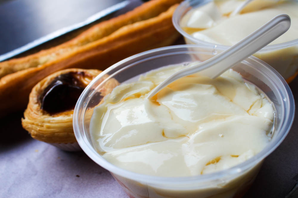 best singapore local food tau huay