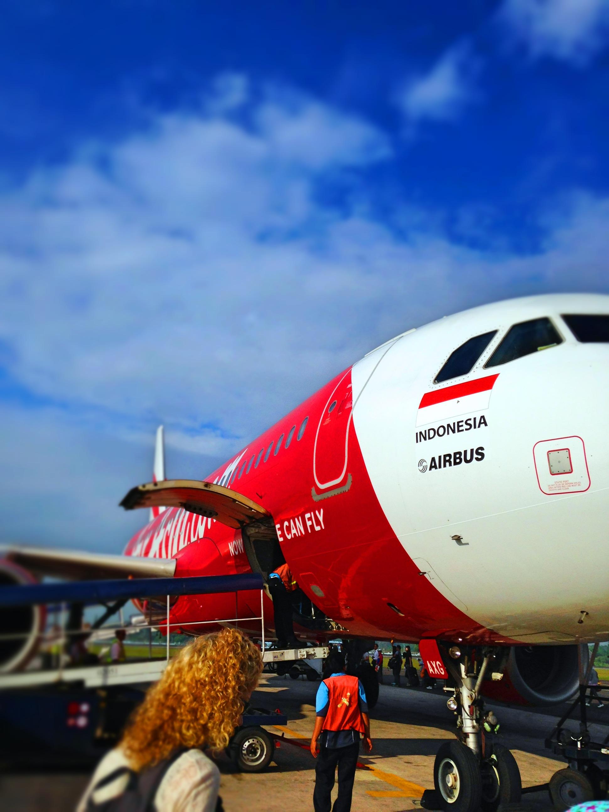 airasia jet changi airport