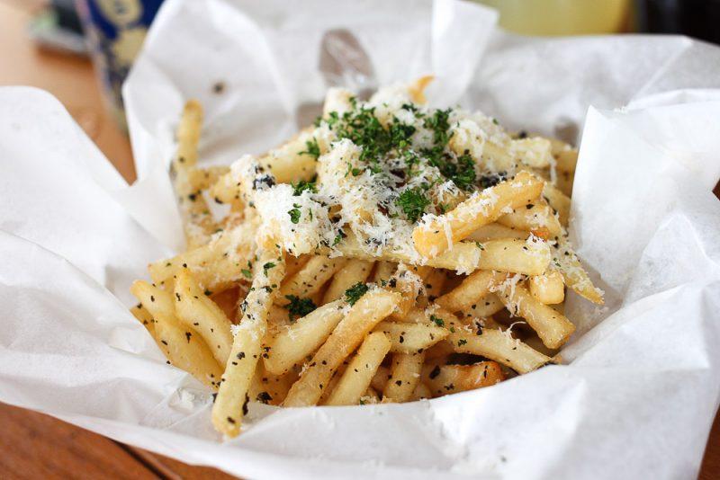 SPRMRKT Truffle Fries