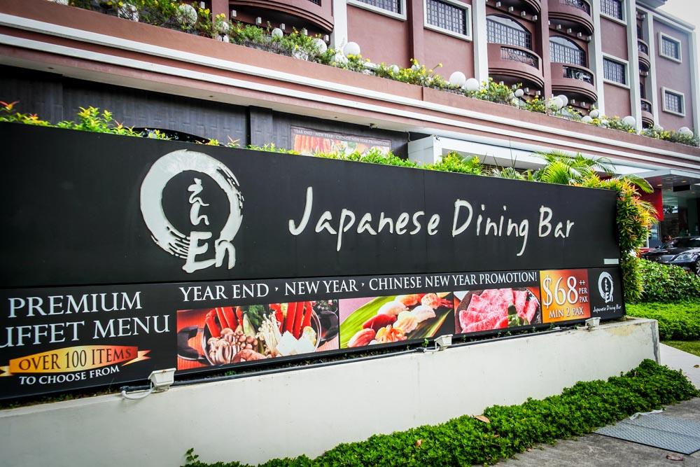 en japanese dining alocassia