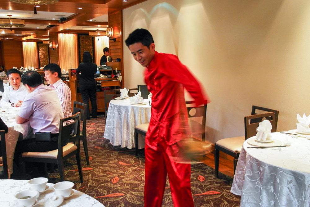 si chuan dou hua kung fu tea