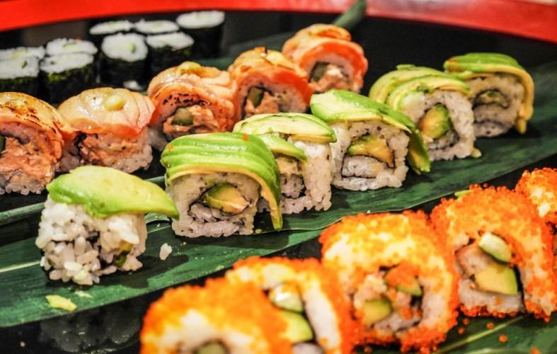 best japanese buffet singapore triple three maki