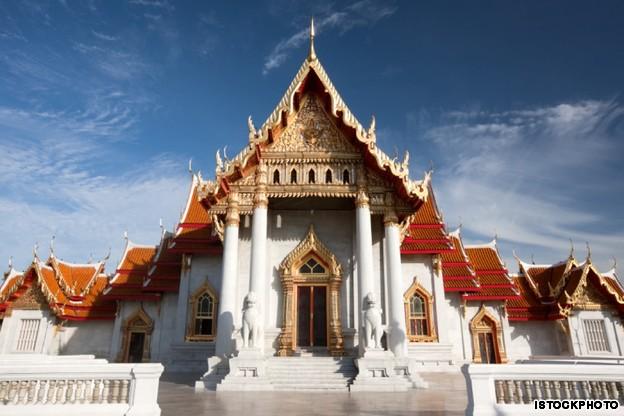 Bangkok's Wat Benchamabophitr