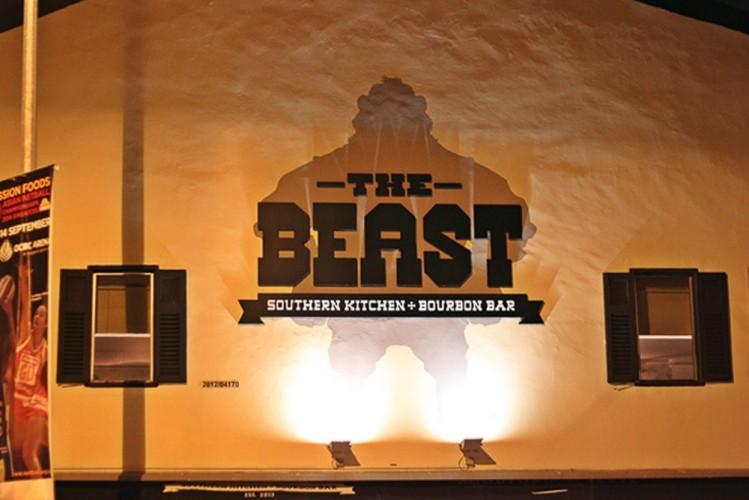 the beast singapore bar