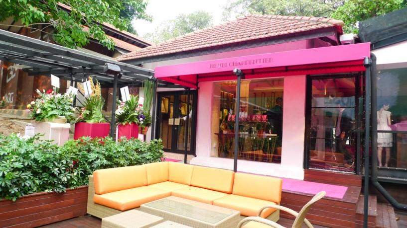HENRI CHARPENTIER dempsey singapore