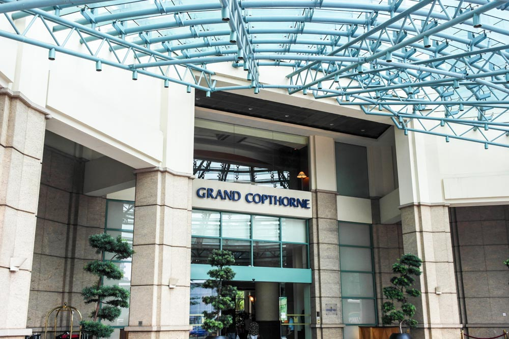 grand copthorne waterfront singapore hotel