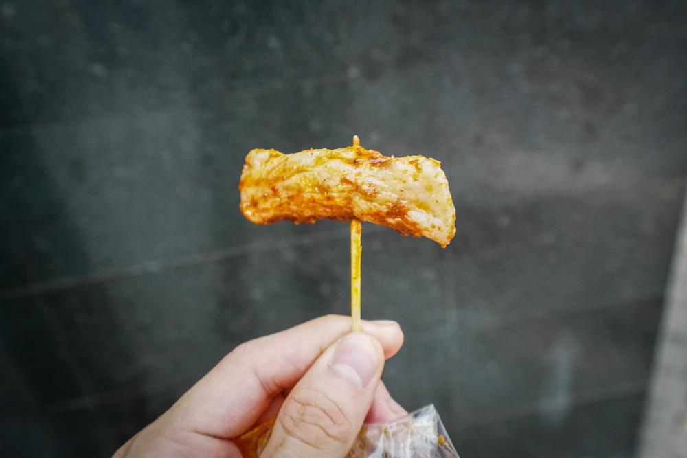 must eat jakarta food otak-otak
