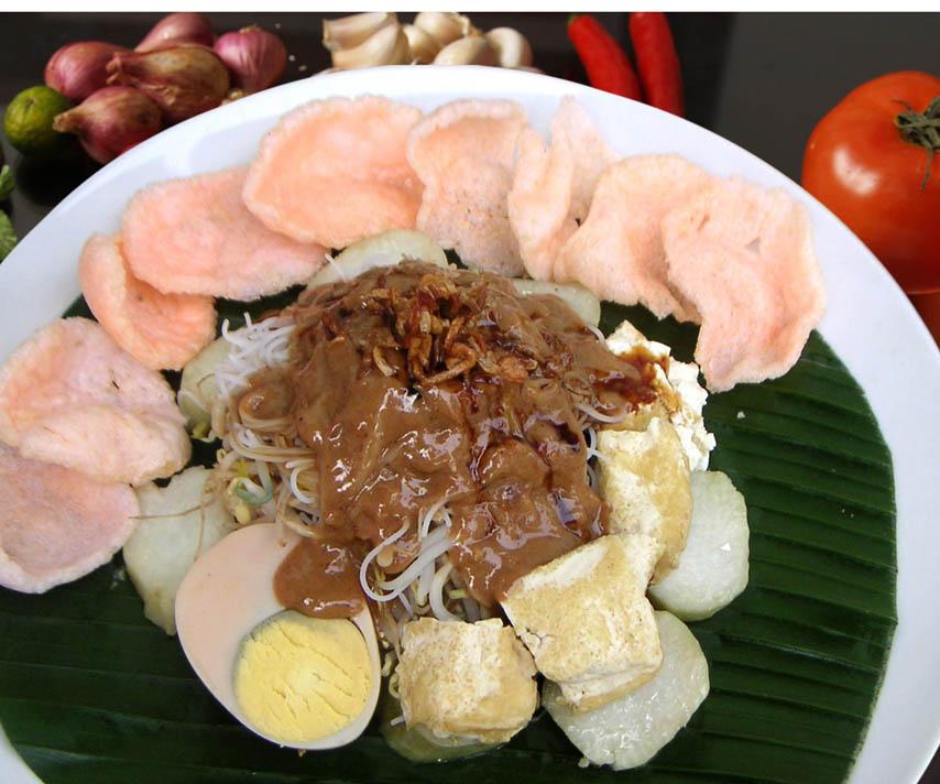 ketoprak jakarta must eat food