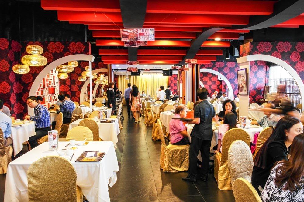 Singapore Chinatown Point Chinese Restaurant