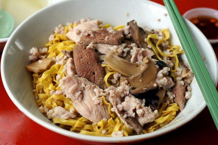58 Minced Meat Noodle best bak chor mee singapore