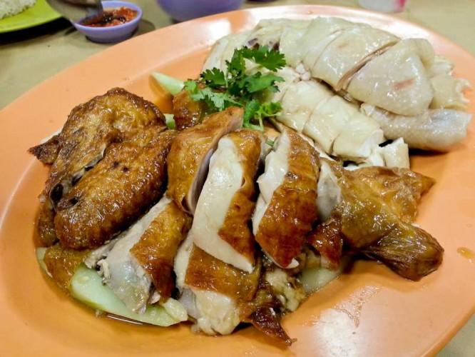 Chin Chin best chicken rice singapore