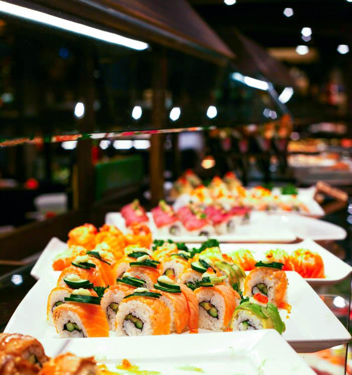 Momiji - Assortment of Sushi