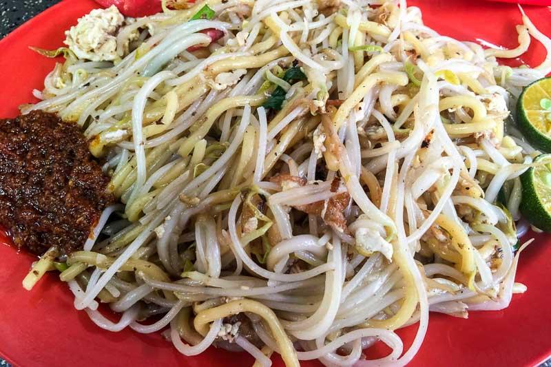 Yang Zhou Fried Hokkien Mee 2