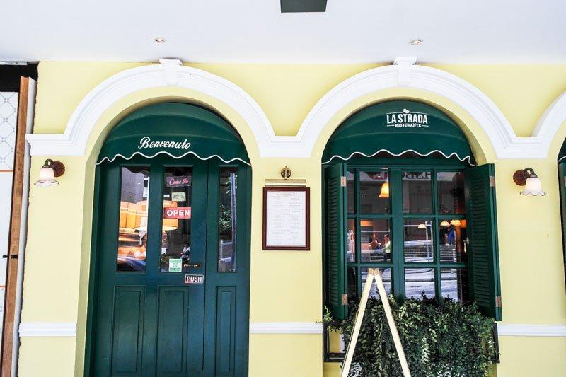 la strada best italian restaurant singapore
