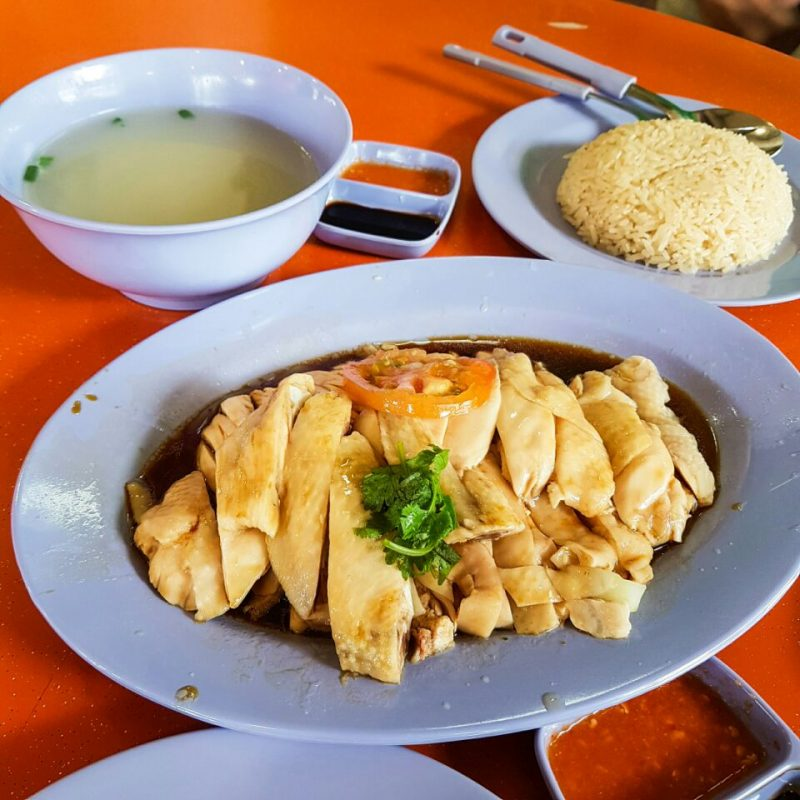Restaurant With Best Chicken And Rice Soup