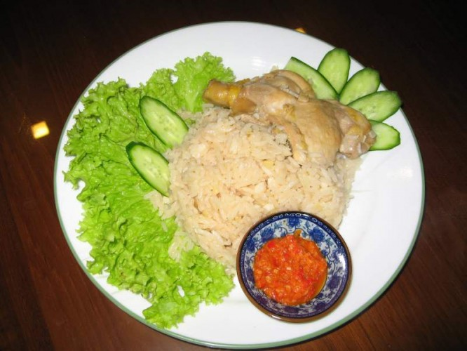 Chicken Rice recipe for cooking in australia