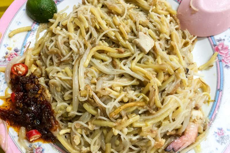 best hokkien mee singapore hainan fried hokkien prawn mee