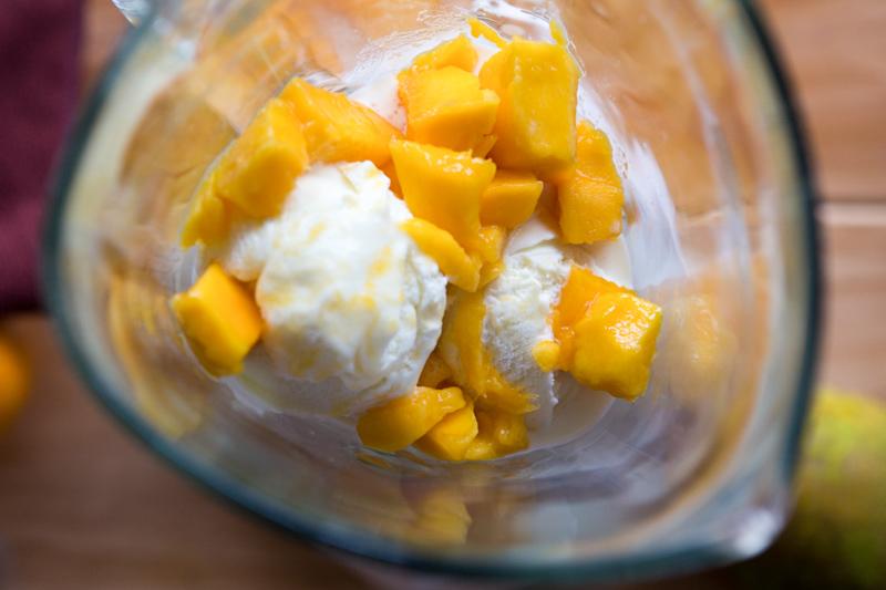 lipton mango shake-0994