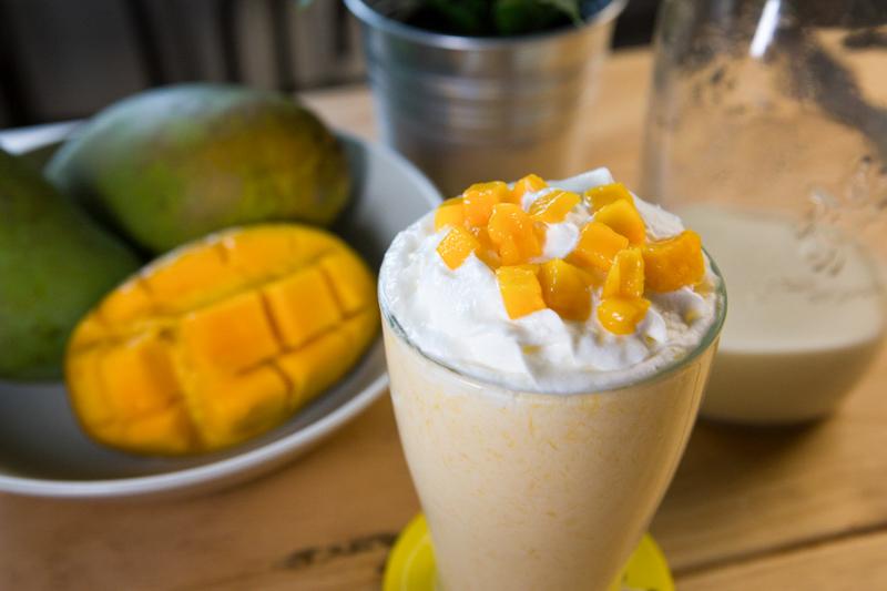lipton mango shake singapore