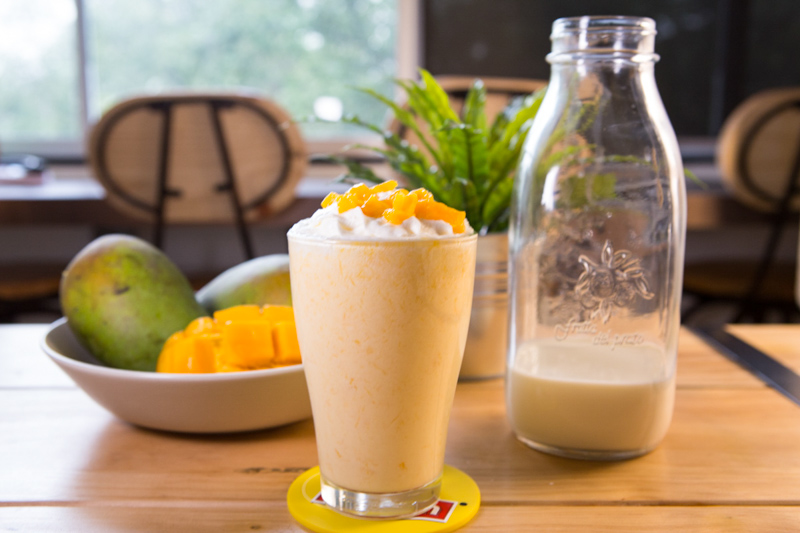 lipton mango peach shake seth