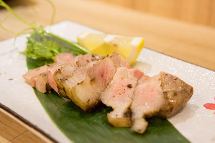 mikawa japanese restaurant singapore mangalica pork