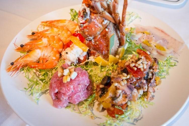 alkaff mansion singapore Seafood Platter