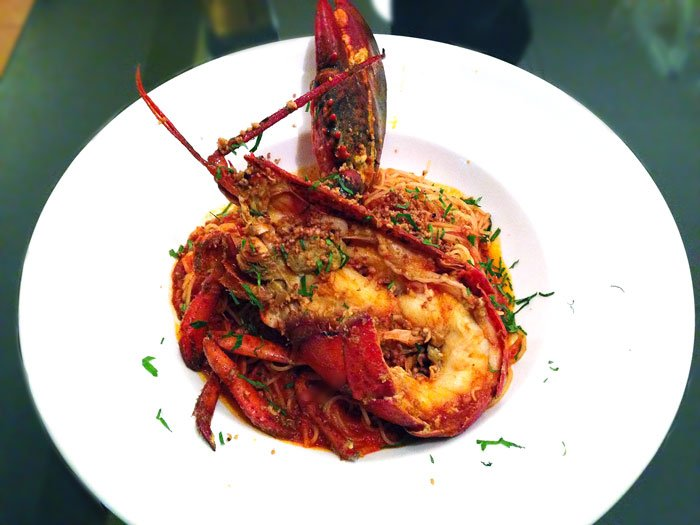 cacio-e-pepe-lobster-linguine