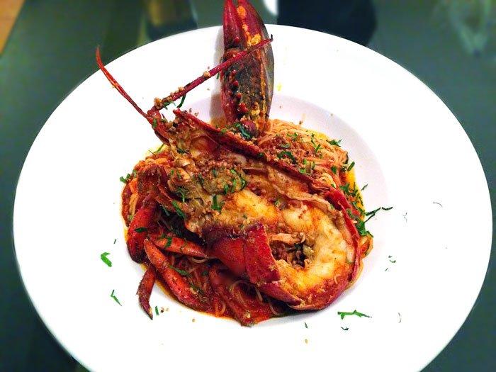 cacio e pepe lobster linguine best italian restaurants
