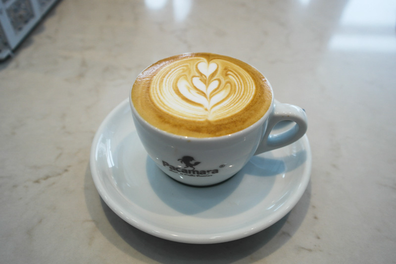 best cafe singapore coffee pacamara