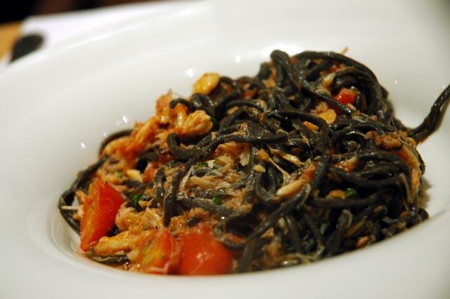 ristorante pietra santa pasta