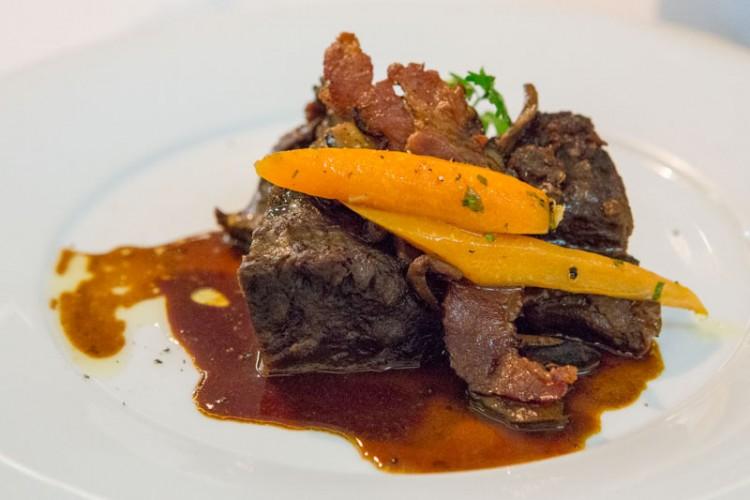 senso ristorante & bar Braised Beef Chee