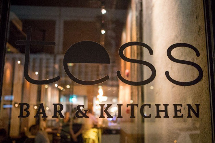 tess bar & kitchen seah st
