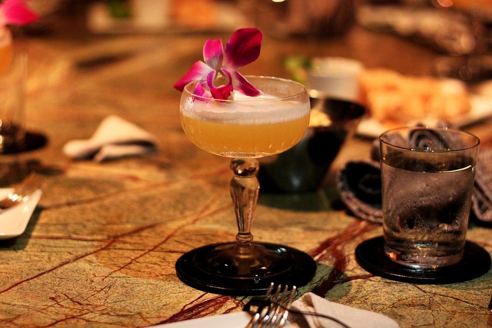 Manhattan Bar - SG50 drink