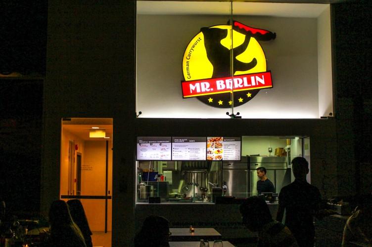 Mr Berlin - 1